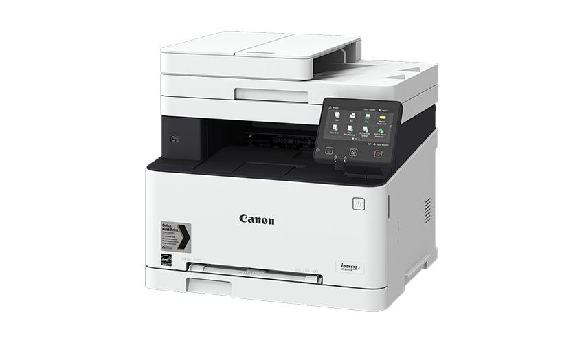 پرینتر رنگی لیزری چند کاره canon mf635cx